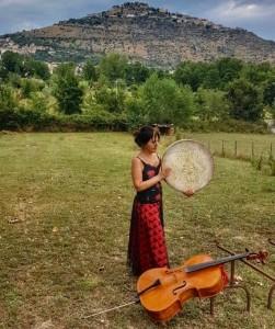 Daf e violoncello